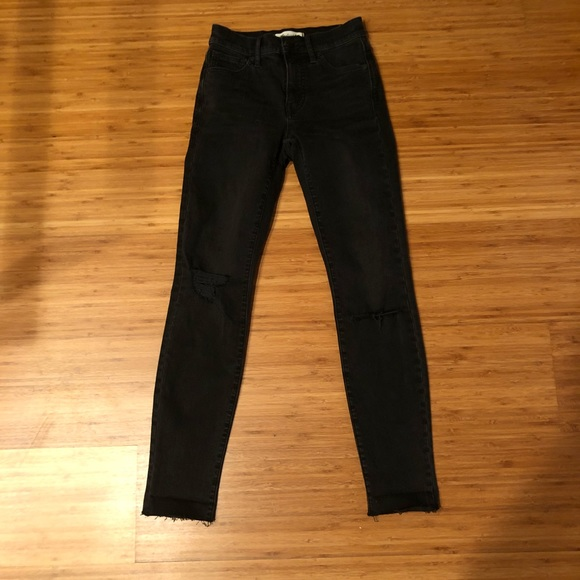 Madewell Denim - Madewell High Rise Skinny